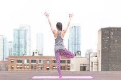 Minute Yoga – la posture de l'arbre pour trouver le calme