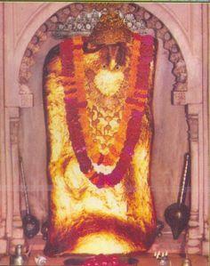 Mahendipur Balaji Idol, Rajasthan