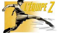 Super interview d'Edmond Tourriol sur What's the foot.