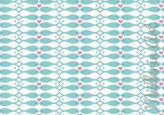 Müllerin Art: Geliebte Fische (Muster-Mittwoch 38)