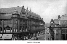 Radcliffe, Stand Lane  Co-op