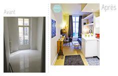 Les 13 meilleures images du tableau studio 15m2 sur Pinterest ...