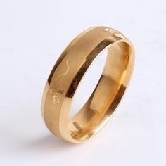 Find More Rings Information about 6mm Golden Dragon 316L Stainless Steel finger rings for women men  wholesale,High Quality steel finger ring,China steel anklet Suppliers, Cheap ring labret from Chinese Jewelry Factory,Wholesale From Yiwu China on Aliexpress.com