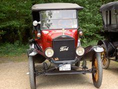 An Old Ford at Sissinghurst 2009