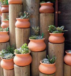 Cool 35 Beautiful Flower Garden on DIY Pot https://toparchitecture.net/2017/12/15/35-beautiful-flower-garden-diy-pot/
