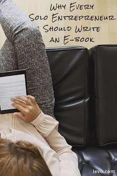 For entrepreneurs, an ebook is a great tool to build your audience, show you're credible, and earn extra money.
