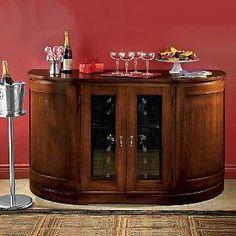 Beautiful Howard Miller Devino Bar