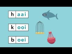 Learning Dutch - video about words spelled with ~aai~, ~ooi~ and ~oei~ Speech Language Therapy, Speech And Language, Spelling Online, Learn Dutch, Dutch Language, Special Needs Kids, Homeschool, Classroom, Teacher