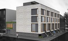 Renderings Emerge for Boerum Hill Townhouses and Two 'Burg Apartment Buildings