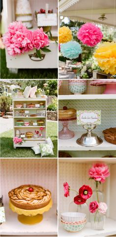 I am in ♥ with the outdoor bakery buffet. ♥♥♥