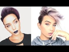 Top DIY Hairstyles For Short Hair | Amazing Hair Transformations Compilation - YouTube