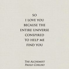 the alchemist coehlo... Andrew's favorite book and quote. How can I make this into a gift?!