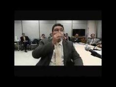 Depoimento de Diego Barbosa Sampaio ao Juiz Sergio Moro na operação Lava...