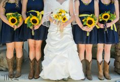 Rustic DIY Wedding, Bridesmaids // Orange County Photographer, TMinspired Photography