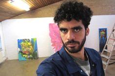 'EL Sexto' fue encarcelado por dibujar a dos cerdos con los nombres de Raúl y Fidel Castro