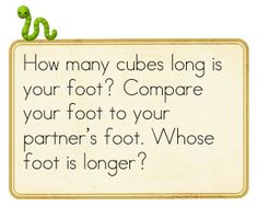 Measuring your foot