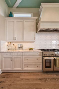 1000+ Ideas About Off White Kitchen Cabinets On Pinterest | Farmhouse  Kitchen Cabinets, Cabinets