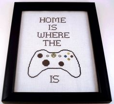 Home is where the controller is