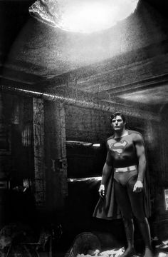 Superman The Movie - Christopher Reeve