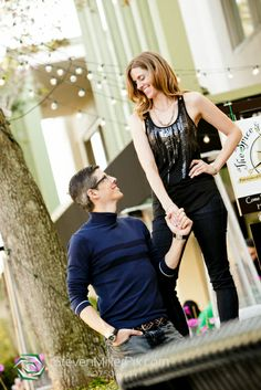 Ceviche Downtown Orlando Weddings | Winter Park Engagement Sessions | Orlando Wedding Photographers steven miller photography winter park en...