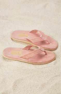 6bfb6434ac6c8 In love with these essential pink flip flops. Pink Flip Flops