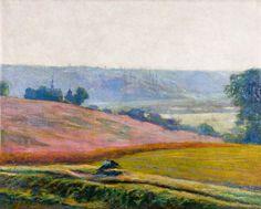 Władysław Podkowiński, Wilczyce - pole koniczyny, 1893