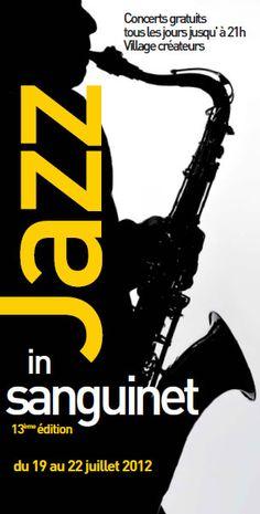 JAZZ IN SANGUINET, 2012