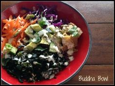 Buddha Bowl from Conscious Cleanse #consciouscleanse #clean #food