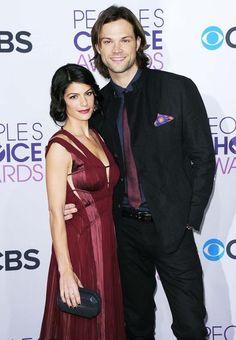 16 Supernaturally Hot Pics of Jensen Ackles and Jared Padalecki : 13. Jared Loves Genevieve