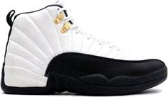 Order Air Jordan 12 Retro 130690-125 White/Black-Taxi $108.99 http://www.theredkicks.com