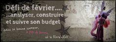 La boite à outil du défi de Février, partie 1 : analyser son budget