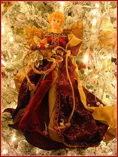 Christmas Angel   Flickr - Photo Sharing!