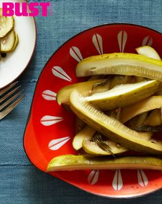 Make crunchy, awesome fridge pickles! Get the recipe in our Oct/Nov 2013 issue.