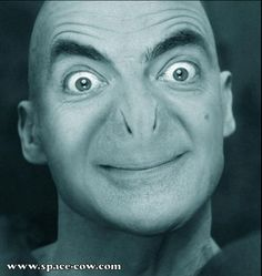 Image detail for -Voldemort Mr.Bean funny celebrities