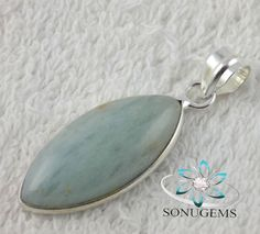 Natural Green Aventurine Marquise Cabochon Gemstone by SONUGEMS
