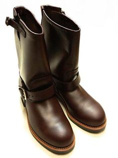 RED WING 2269 CHOCOLATE CHROME
