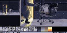 Grafx2 – Pixel art bitmap painter