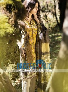 Sana Safinaz Summer Collection 2014 - 2015 in Canada  Pakistani Designer Lawn Suits 2014 in Canada: Sana Safinaz Summer Collection 2014 - 2015 at Affordable Prices, only on Dressrepublic. by www.dressrepublic.com