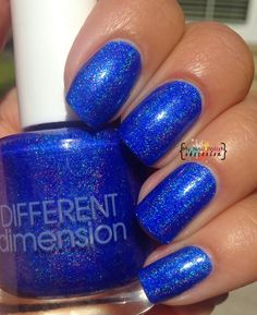My Nail Polish Obsession: Different Dimension Cosmologically Speaking Collection (partial review) & Diversion Oils