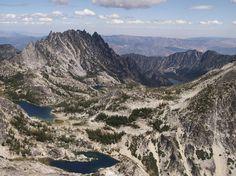 Enchantment Lakes near Leavenworth Washington last summer [40323024] [OC]…
