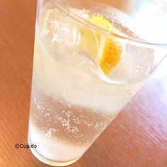 Sake with Tonic Water_©Cupido