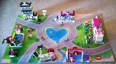 Image result for lego friends heartlake city