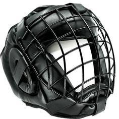 Casca de box Knockout cu grilaj Bicycle Helmet, Mma, Cycling Helmet, Mixed Martial Arts