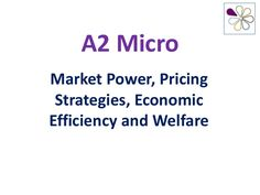 market-power-and-pricing by tutor2u via Slideshare