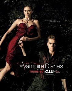 The Vampire Diaries Elena e Stefan