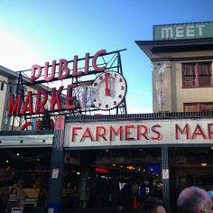 .@keithharkin | Pike Place Seattle #ontour #ontheroad #musicrocks #guitarlove #guitar #mcpher... | Webstagram