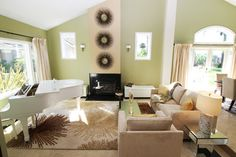 Image detail for -Green And Tan Color Scheme Design, Pictures, Remodel, Decor and Ideas