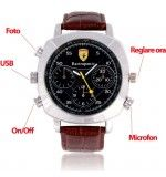 Fashion Design Watch Digital Video Recorder with Player, Memory Included, Hidden Camera Video recording function Music Player function Photo camera function Web camera function Removable flash disk function Memory: Digital Video Recorder, Mp3 Music Player, Hidden Camera, Spy Camera, Usb, Watches, Accessories, Fashion Design, Spy Cam