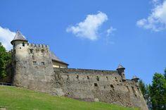 Stará Ľubovňa castle Manor Houses, Homeland, Castles, Mansions, House Styles, Travel, Viajes, Chateaus, Villas