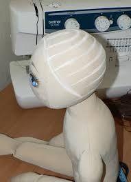Resultado de imagem para dolls de tecido pap